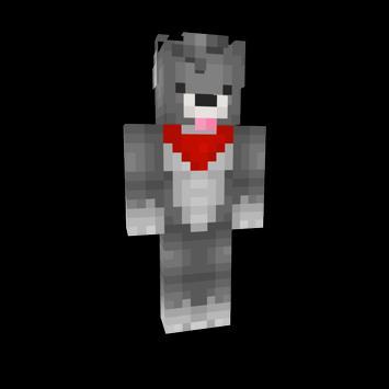 Dog Skins For Minecraft PE APK Download Free Art Design APP For - Dog skins fur minecraft