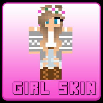 Girl Skin For Minecraft PE apk screenshot