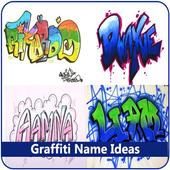 Graffiti Name Ideas icon