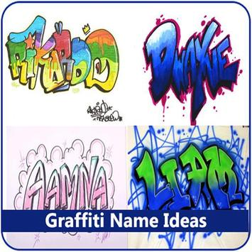 Graffiti Name Ideas APK Download - Free Art & Design APP for Android ...