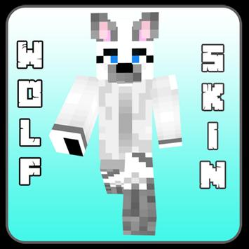 Wolf Skin For Minecraft PE For Android APK Download - Skins para minecraft pe wolf