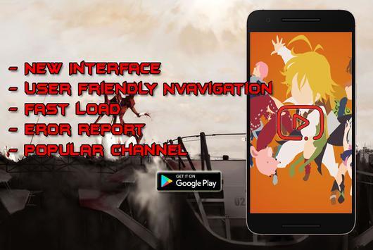 Anime Channel Sub Indo | Reborn screenshot 2