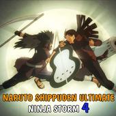 Tips Naruto Shippuden Ultimate Ninja Storm 4 icon