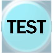 Testwebbplats icon