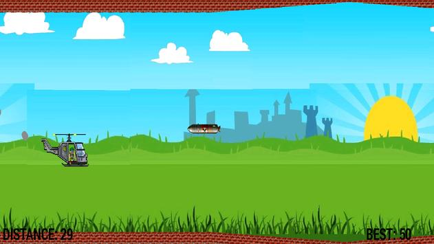 Fly Helicopter apk screenshot