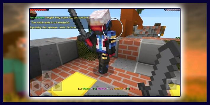 New Bed Wars Game Minecraft Pe For Android Apk Download