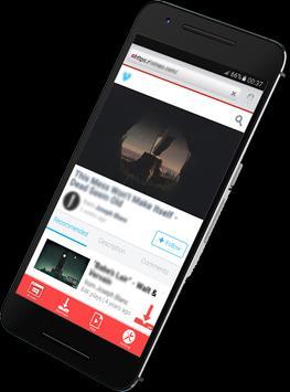 HD Video Download Pro 2017 apk screenshot