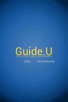 Guide.U poster