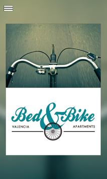 Bed&Bike Valencia poster