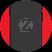 mnml UI for Zooper icon