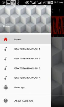 Audio Eta Terangkanlah apk screenshot
