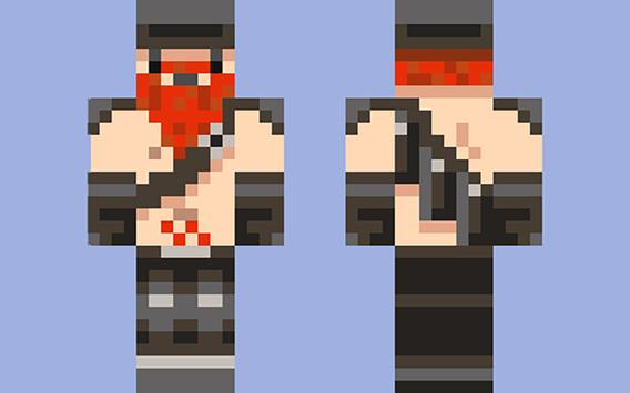 YOGSCAST Lewis & Simon Skin For MCPE screenshot 2