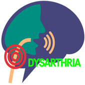 dysarthria disease icon