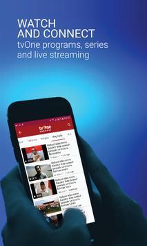 tvOne Connect - Official tvOne Streaming apk screenshot