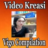 Video Creative: Vigo Compilation icon