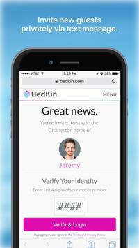BedKin – Private Homesharing screenshot 3