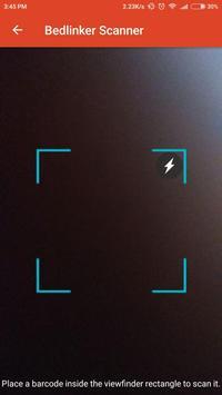 Bedlinker Activity Scanner screenshot 3