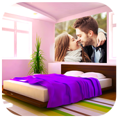 Bedroom Photo Frames HD icon