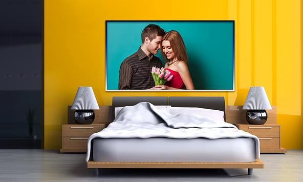 Bedroom Photo Frames HD apk screenshot