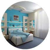 Bedroom Painting Ideas icon