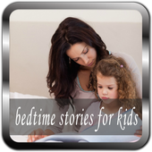 bedtime story for kids COMPLET icon