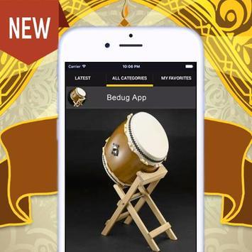Bedug App screenshot 1