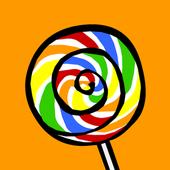لعبة تحطيم الحلوى Sweet candy icon