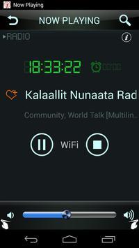 Radio Greenland screenshot 1