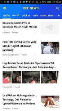 BEE NEWS apk screenshot