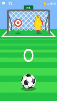 Alhaddaf. football penalties screenshot 2