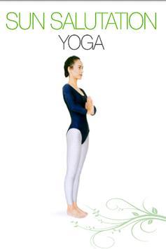Sun Salutation Yoga Free poster