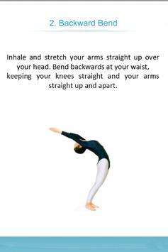 Sun Salutation Yoga Free apk screenshot