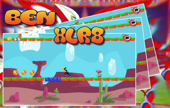 Been XLR8 Super 10 Adventure apk screenshot