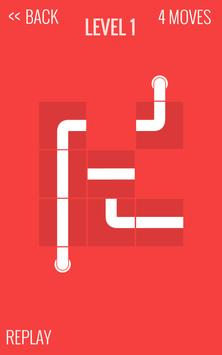 Slide the pipes puzzle apk screenshot