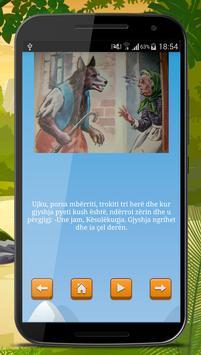Përralla Kësulëkuqja - Shqip screenshot 1