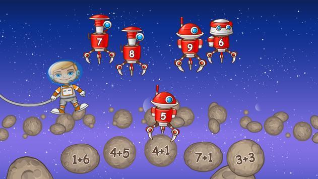 Jack in Space - educational game screenshot 12