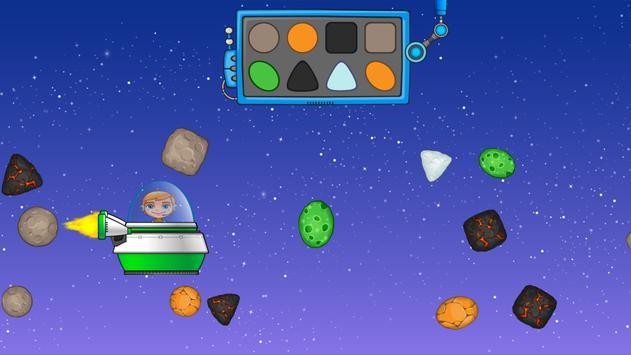 Jack in Space - educational game screenshot 1