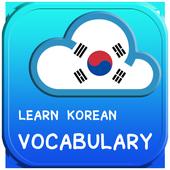 Learn Korean Vocabulary icon