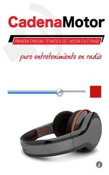 Cadena Motor poster