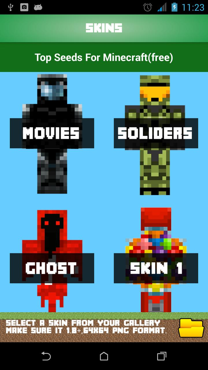 Skin Editor Pro For MineCraft for Android - APK Download