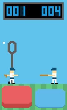 Pixel Baseball poster