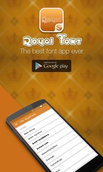 100+ Royal Font (Root) poster