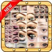 Tutorial Eyes MakeUp icon
