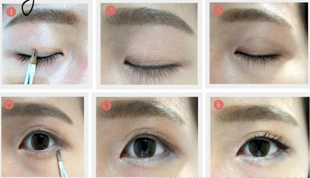 Tutorial Eyes MakeUp screenshot 6