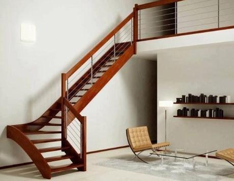 Stairway ideas design screenshot 2