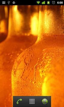 beer bottles wallpaper apk screenshot