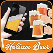 helium Beer Prank icon