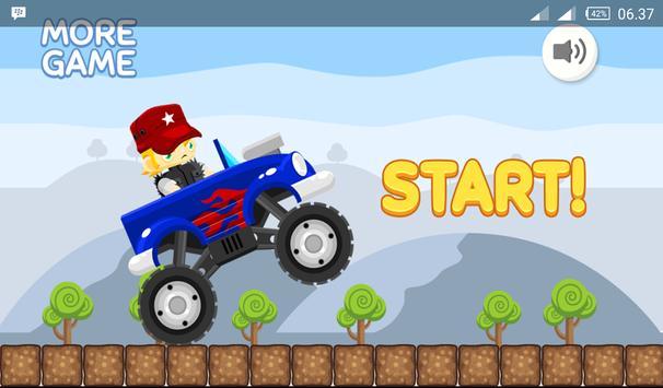 Adventure Jeep For Children screenshot 3