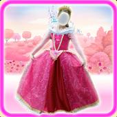 Cute Princess Photo Editor icon