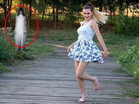 Ghost in Photo screenshot 1